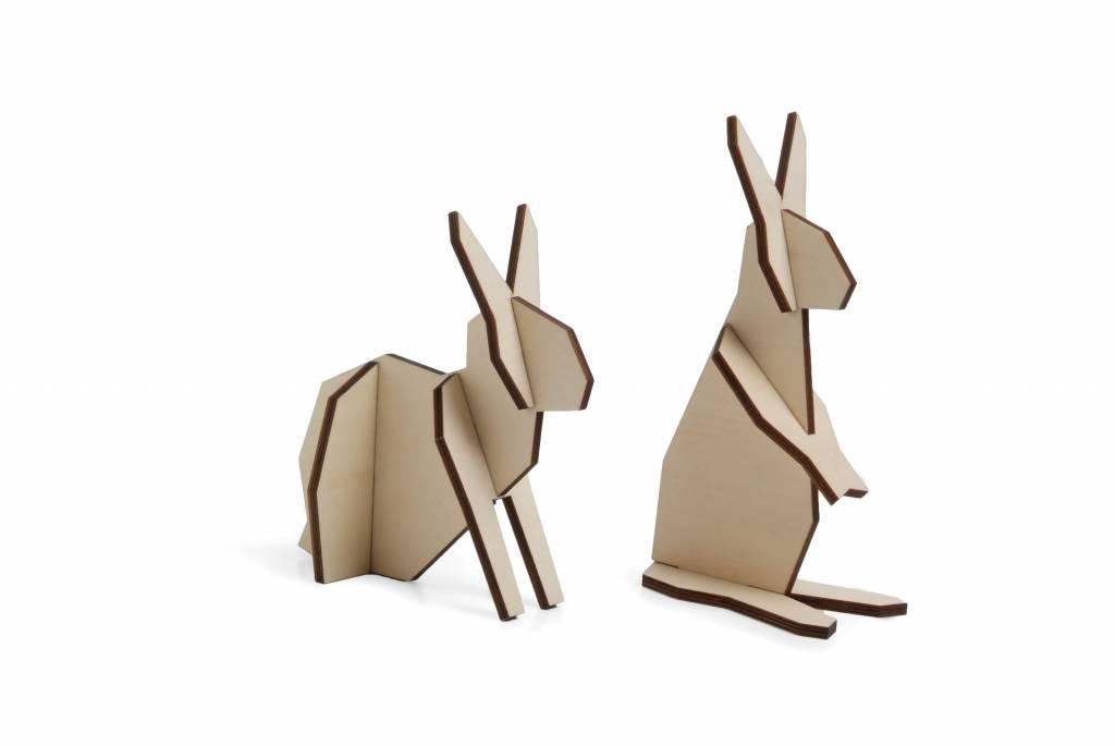 atelier pierre rabbits puzzle - s