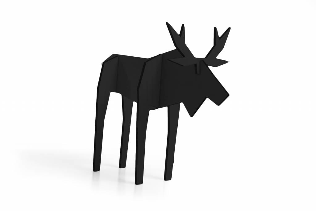 Atelier Pierre  noRdic Eland puzzel - S  zwart