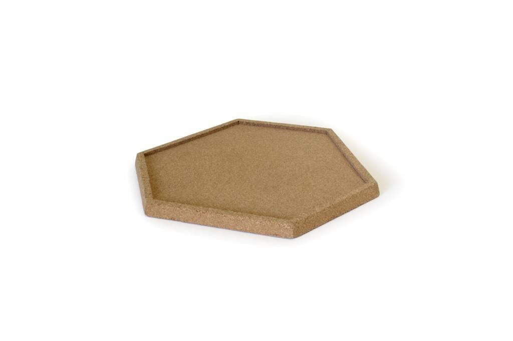 atelier pierre tray - cork