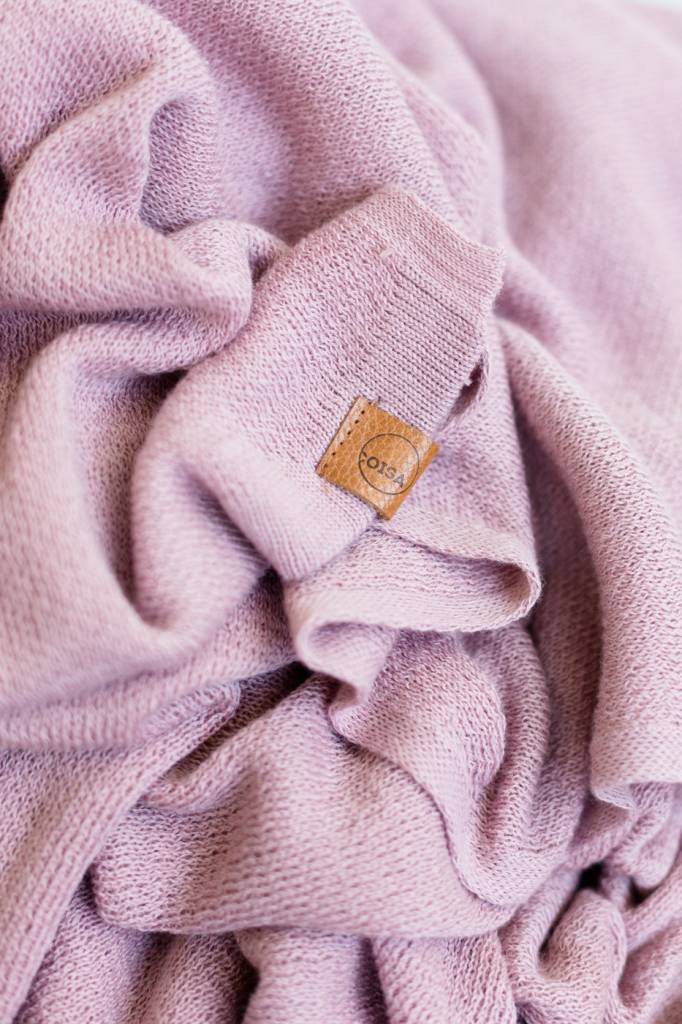 coisa scarf - blush