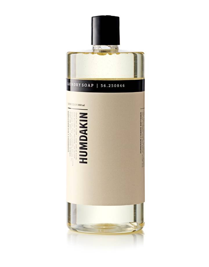 humdakin laundry soap - sea bucktorn & chamomille