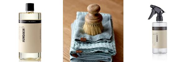 Humdakin schoonmaakproducten