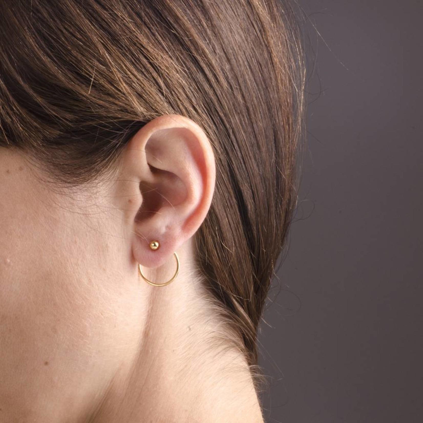 charlotte wooning earrings pluto silver