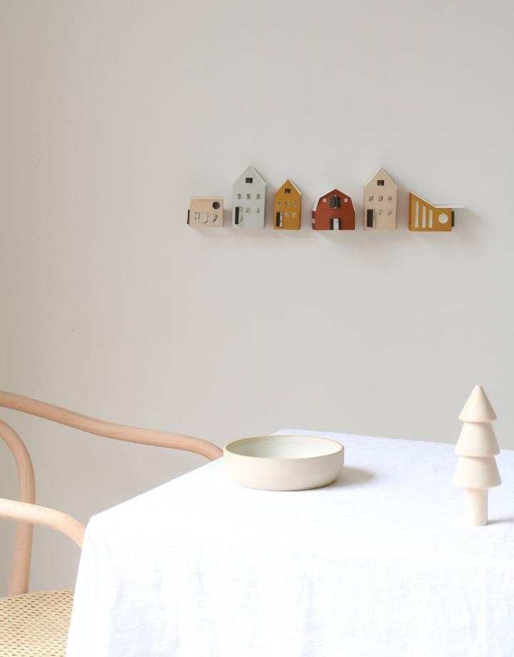 jurianne matter  bygge - paper tiny houses
