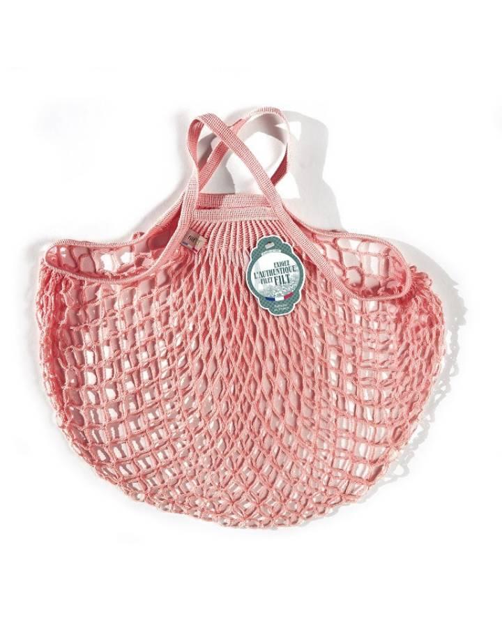 net bag - pink