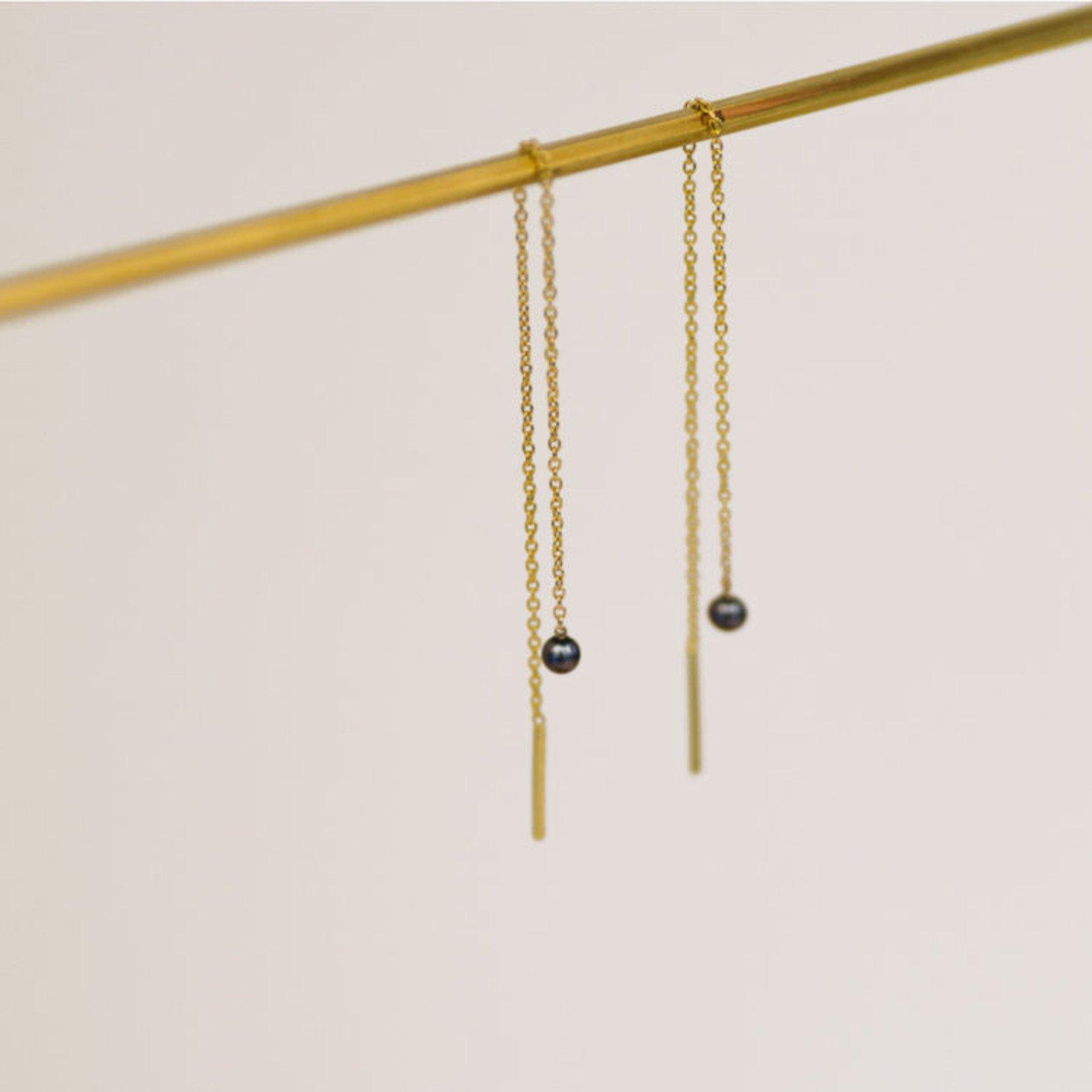 charlotte wooning charlotte wooning - earrings mercurius