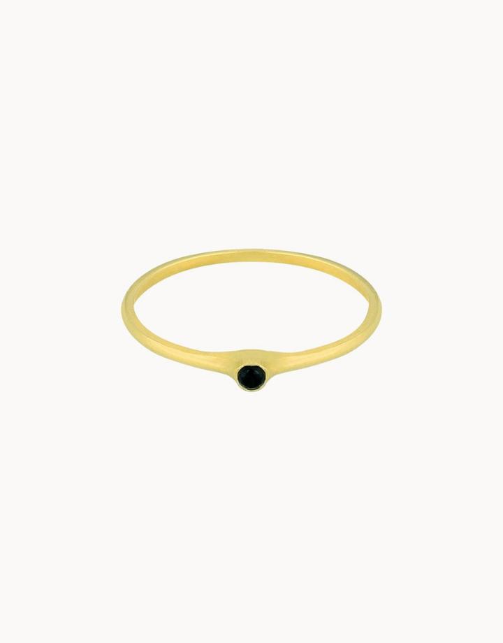 flawed  ring petite rose - gold