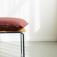 coisa cushion - wine red