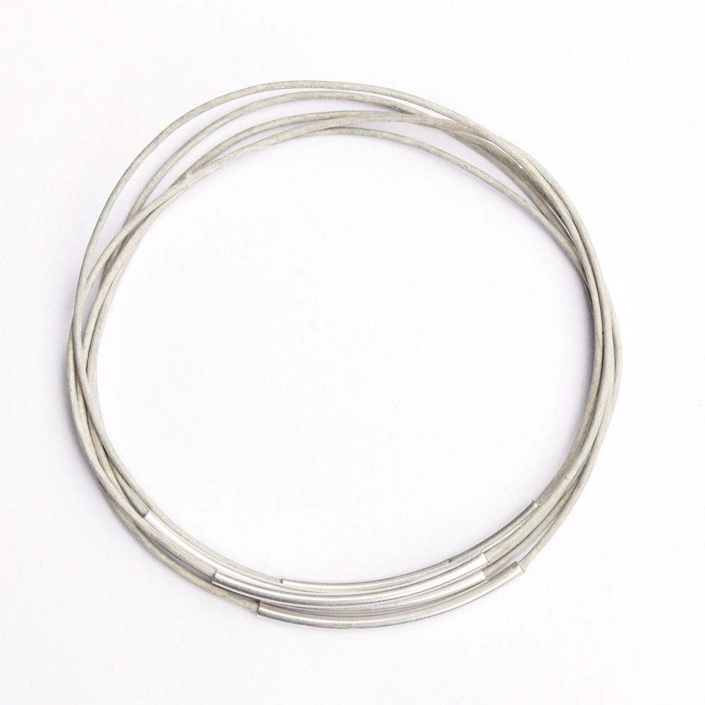 afgestoft afgestoft bracelet juul - zinc