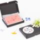 studio carmela bogman studio carmela bogman - pocket flowerpress- pink