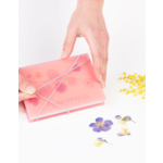 studio carmela bogman pocket flowerpress - pink