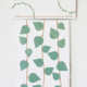 jurianne matter  jurianne matter - twig leaves - mint