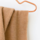 coisa coisa shawl re-wool camel
