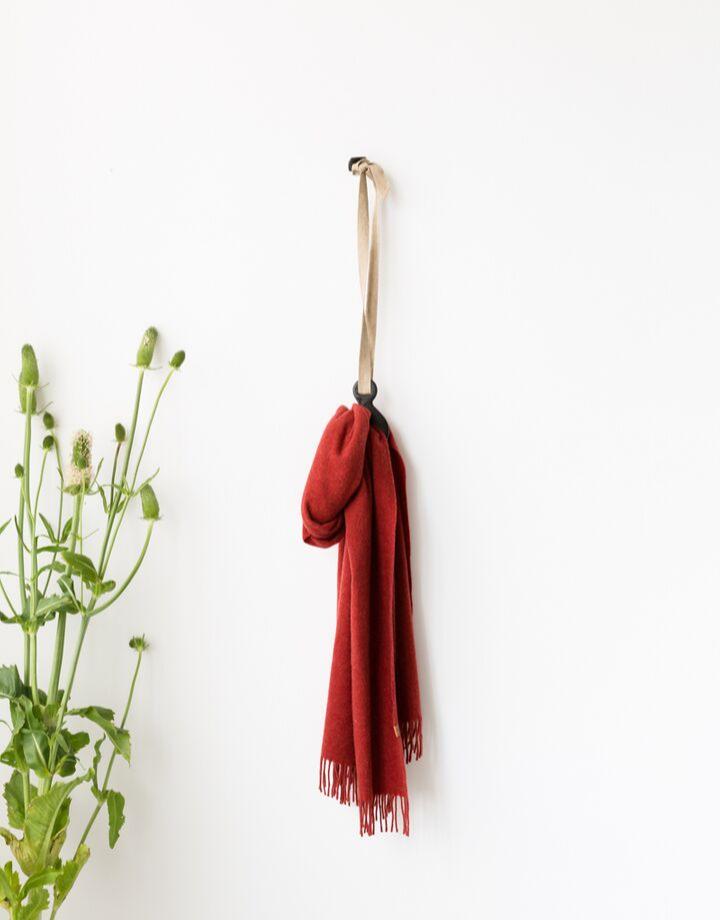 coisa coisa sjaal re-wool - brique