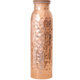 forrest & love forrest & love copper water bottle hammered - 900 ml