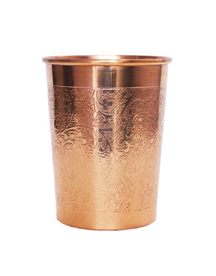 forrest & love forrest & love copper cup engraved