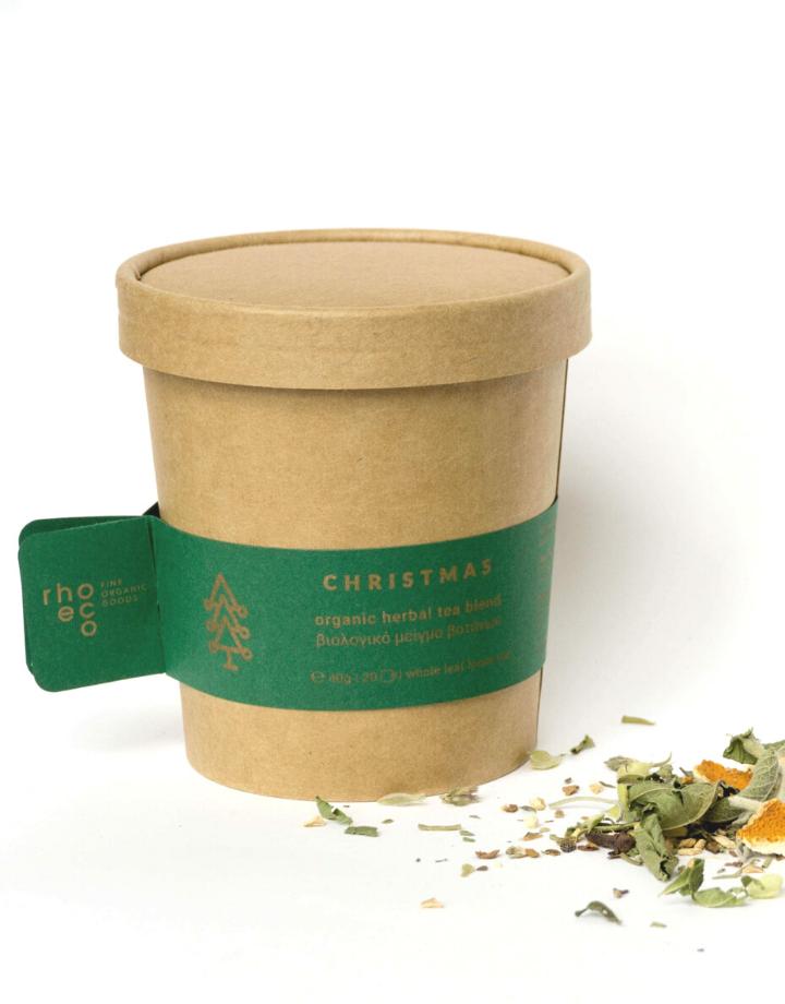 rhoeco Rhoeco tea & Plant-  Christmas
