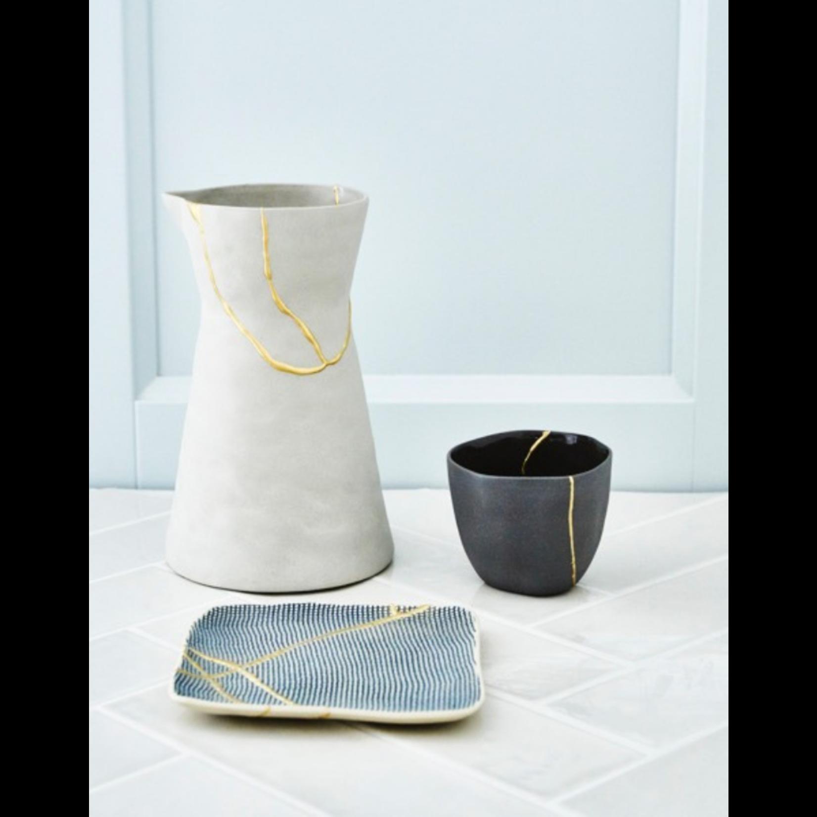 humade humade kintsugi  aardewerk repair kit - goud