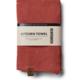 humdakin humdakin knitted kitchen towel - dusty powder