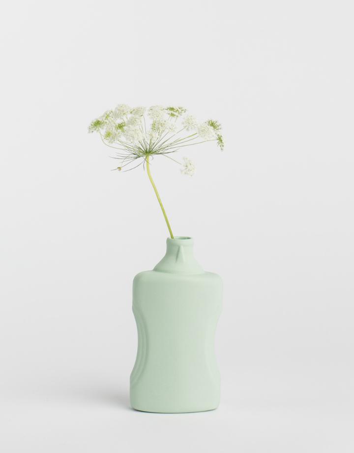 foekje fleur foekje fleur - bottle vase #21 - mint