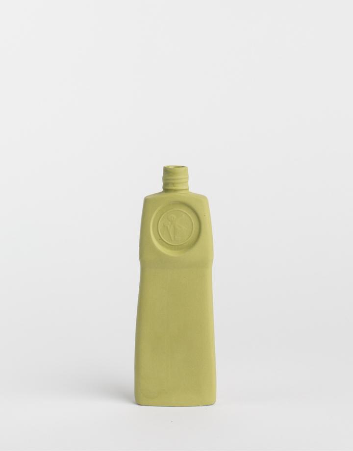 foekje fleur foekje fleur - bottle vase #18 - moss