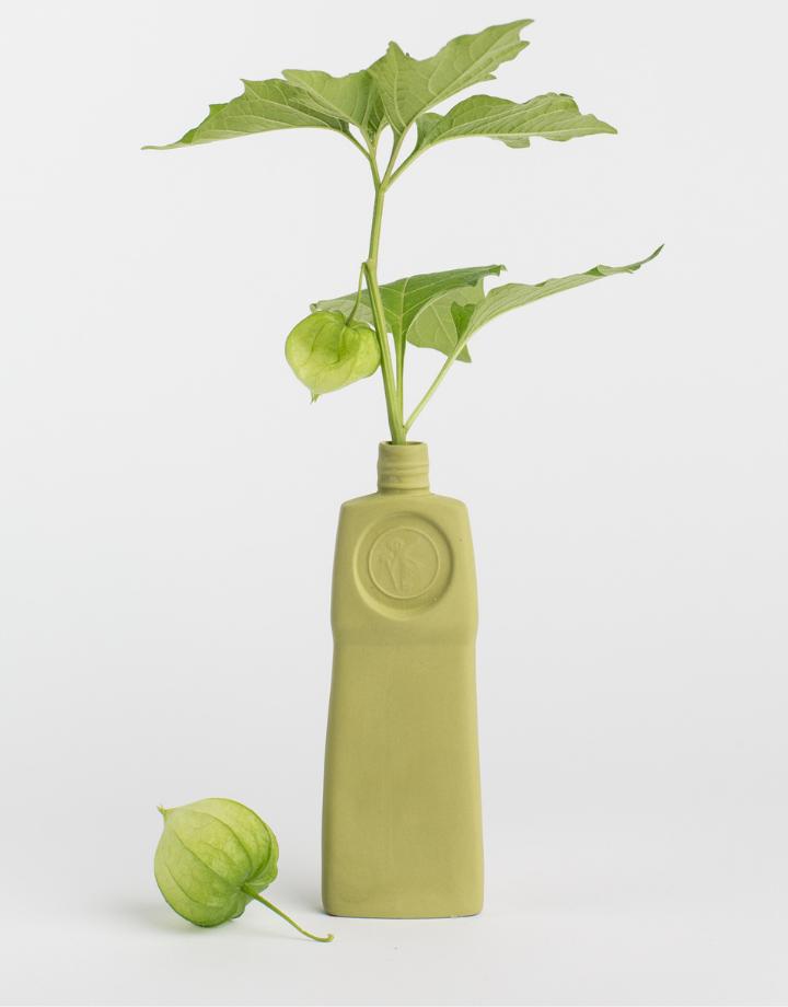 foekje fleur foekje fleur - flesvaas #18 - moss