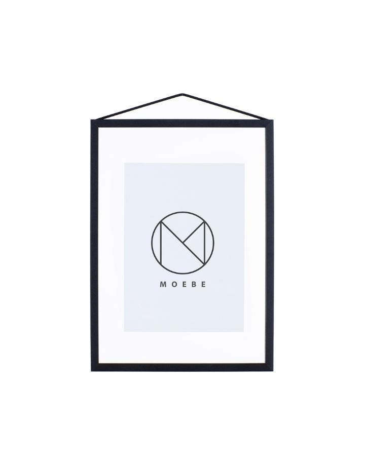 moebe moebe frame A4 - zwart