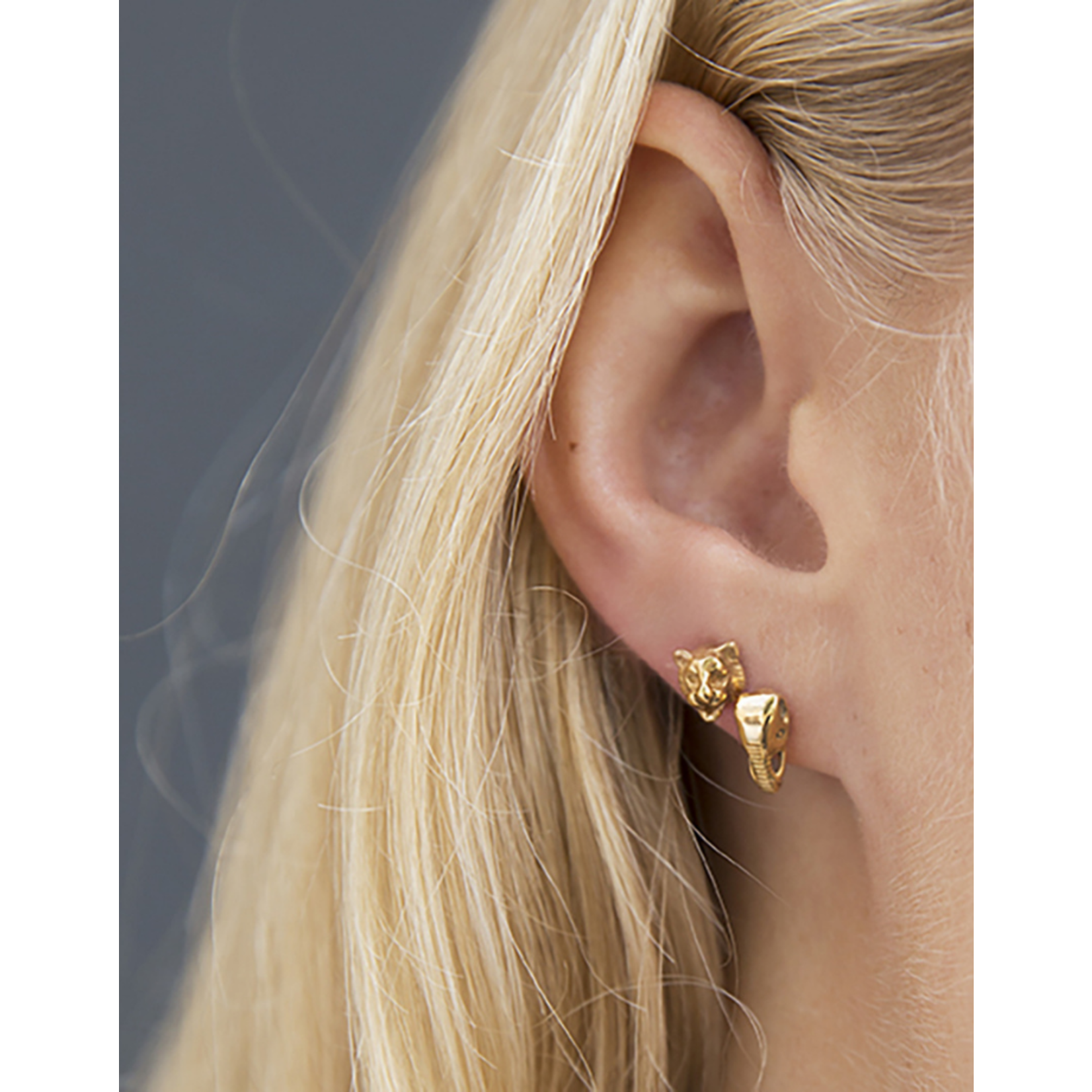 charlotte wooning charlotte wooning - earrings animal attraction