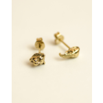 charlotte wooning earrings animal attraction