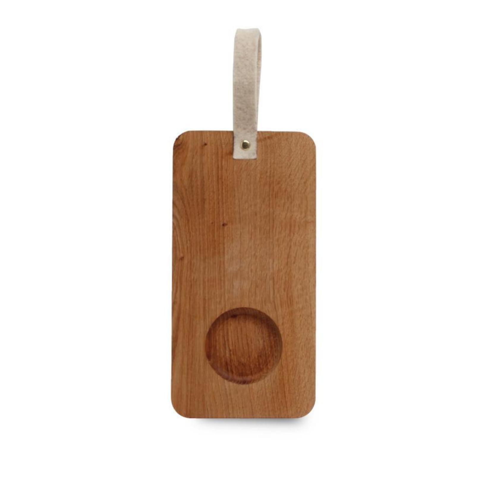 NADesign NADesign houten snijplank - naturel
