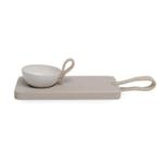 NADesign wooden cutting board - white