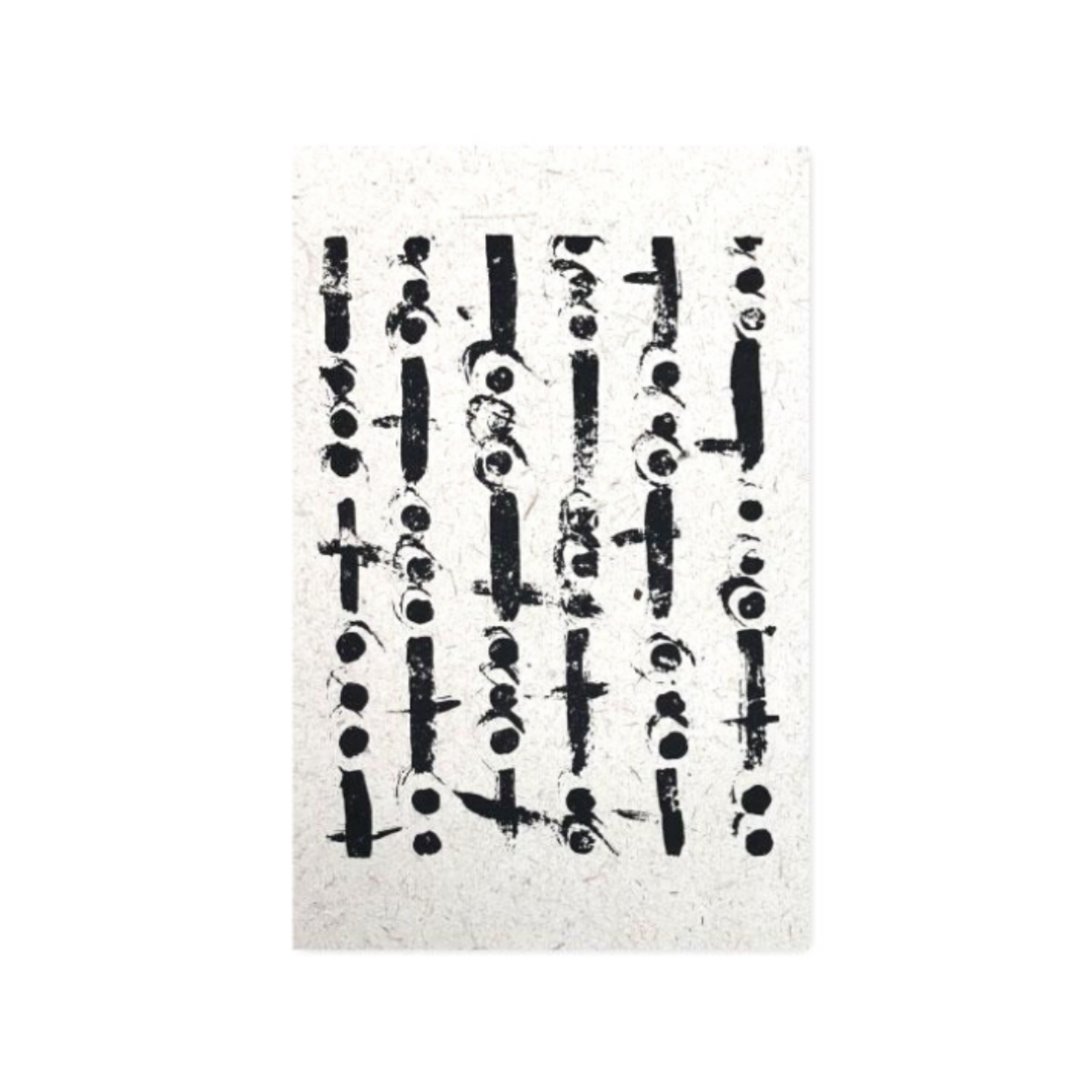 NADesign NADesign poster - stripe and dot