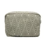 anna nera Toiletry Bag Herringbone - L