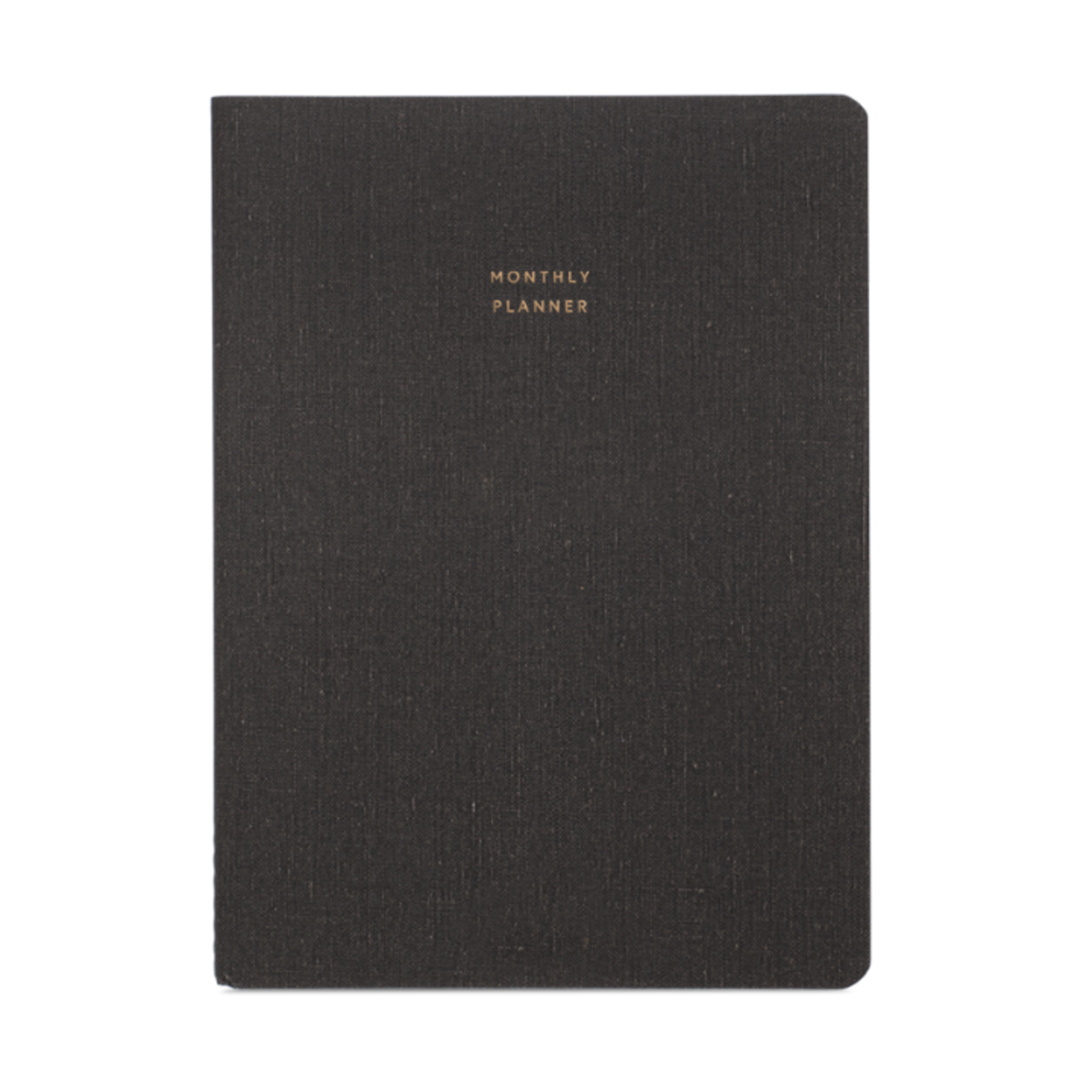 appointed appointed - monthly planner - large