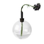 scandinavia form glasilium vase - black - large