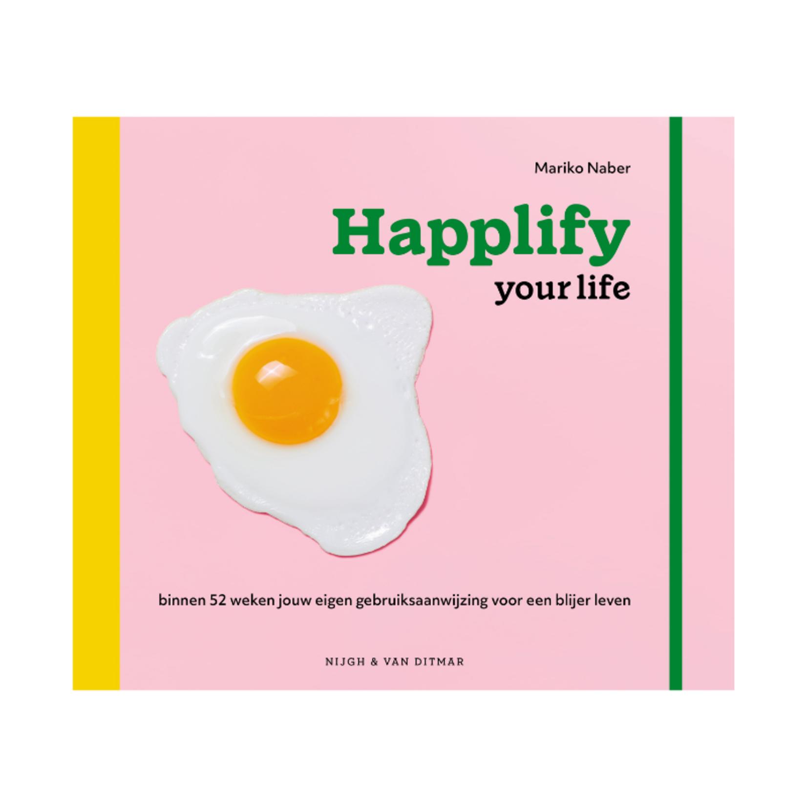 happlify your life - mariko naber