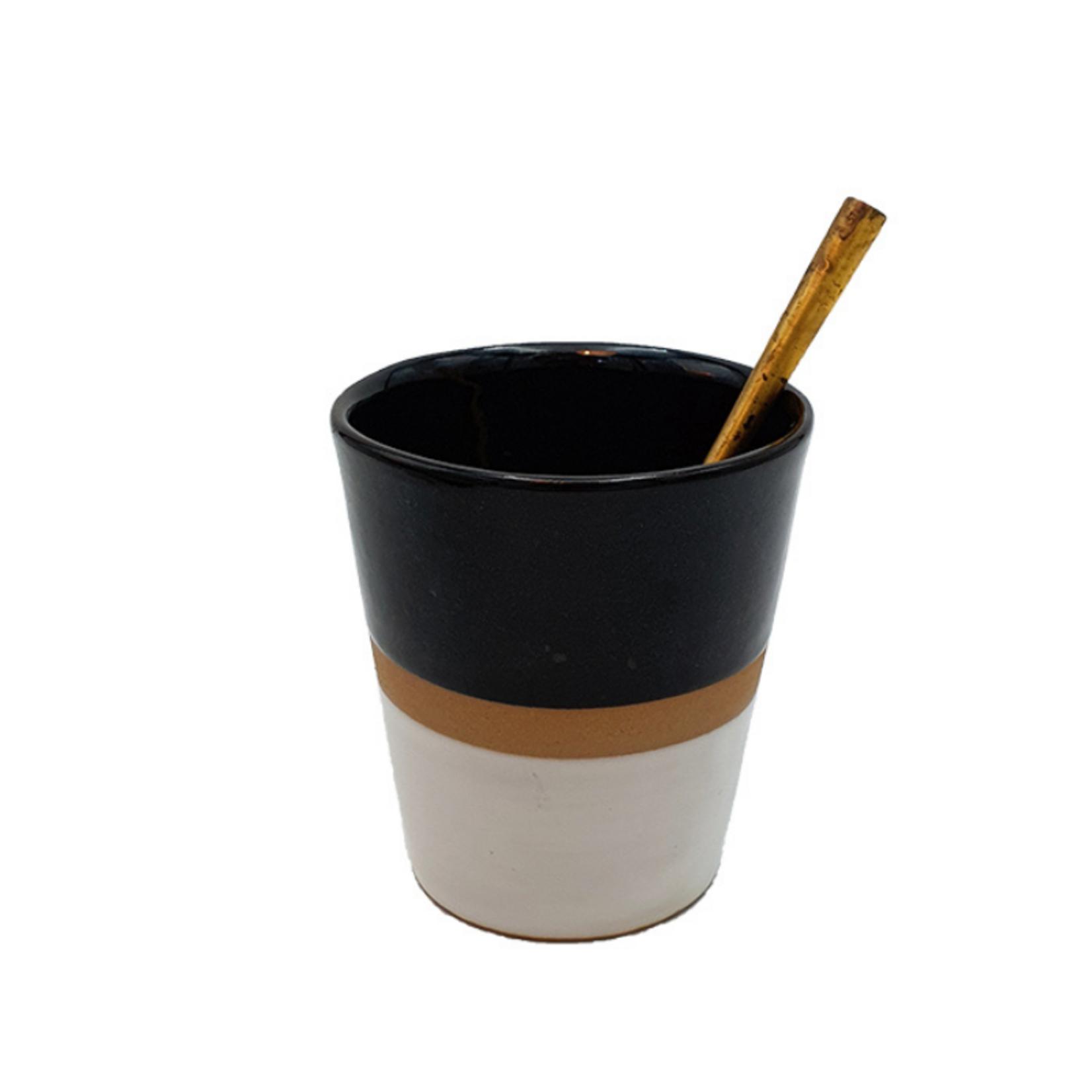 anna nera anna nera - mug ceramic 3-tone