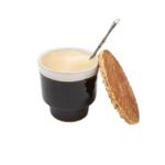 anna nera small mug ceramic 2-tone