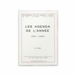 hightide / penco 2022 diary- white
