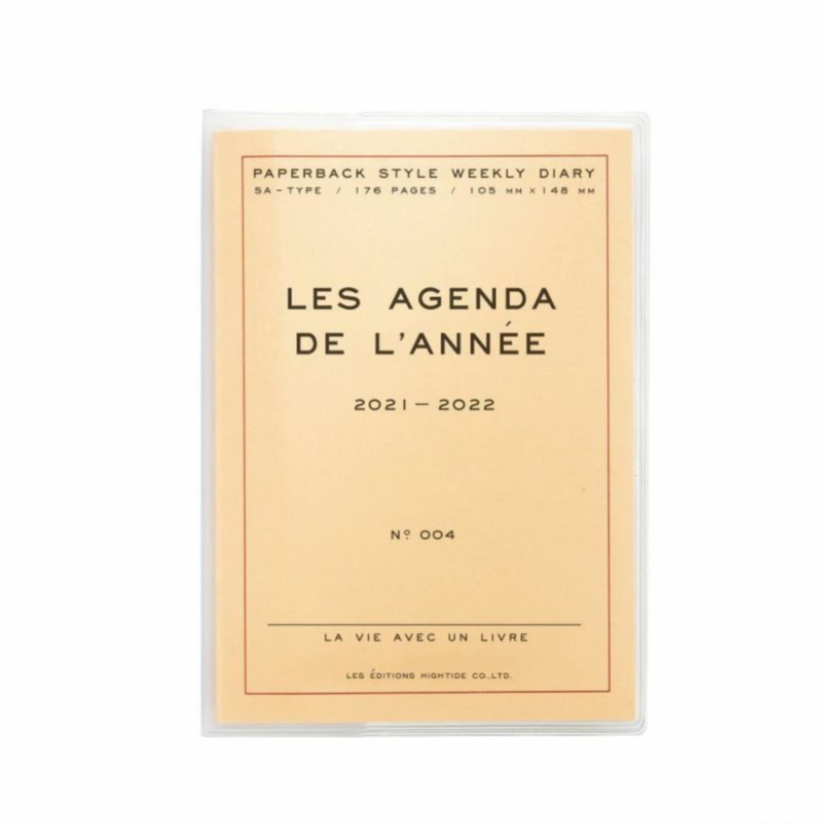 hightide / penco hightide 2022 les agenda de  l'année - geel