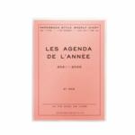 hightide / penco 2022 diary- pink