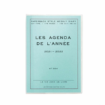 hightide / penco 2022 agenda - mint