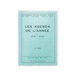hightide / penco 2022 diary- mint