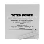 aprilmorning quote box - totem power