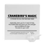 aprilmorning quote box - cranebird's magic