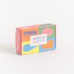 foekje fleur organic soap - travelkit bars