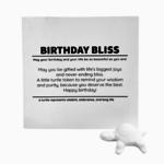 aprilmorning quote box - birthday bliss
