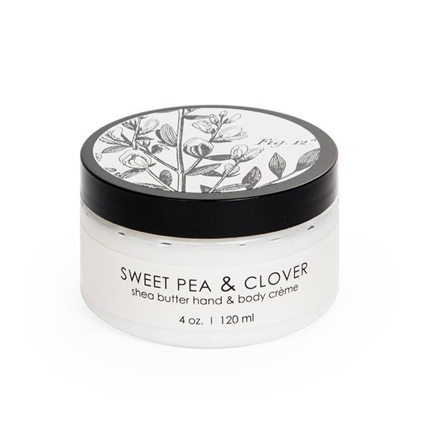 formulary55 hand- en bodycreme Sweet Pea & Clover