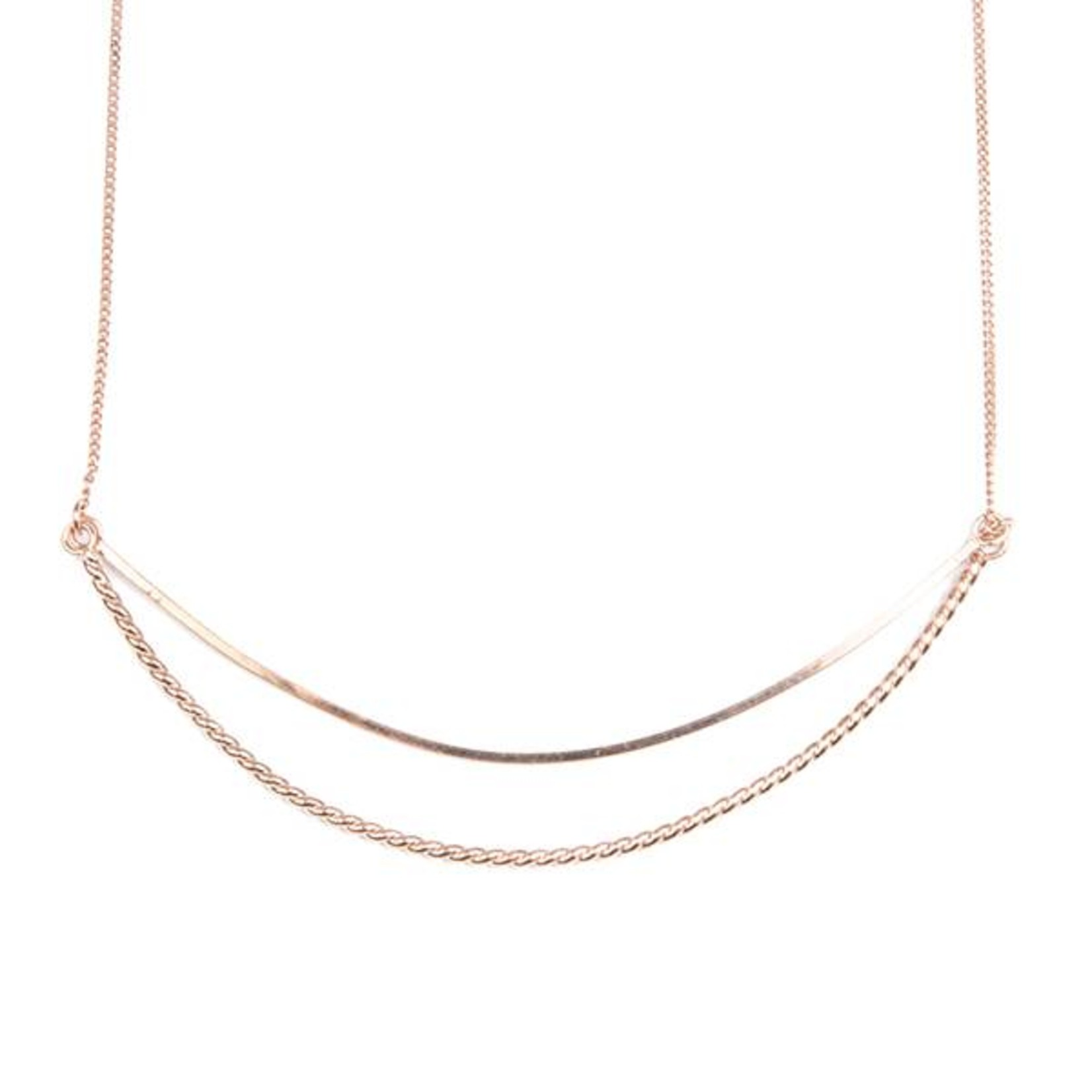 charlotte wooning ketting celebration duo solid