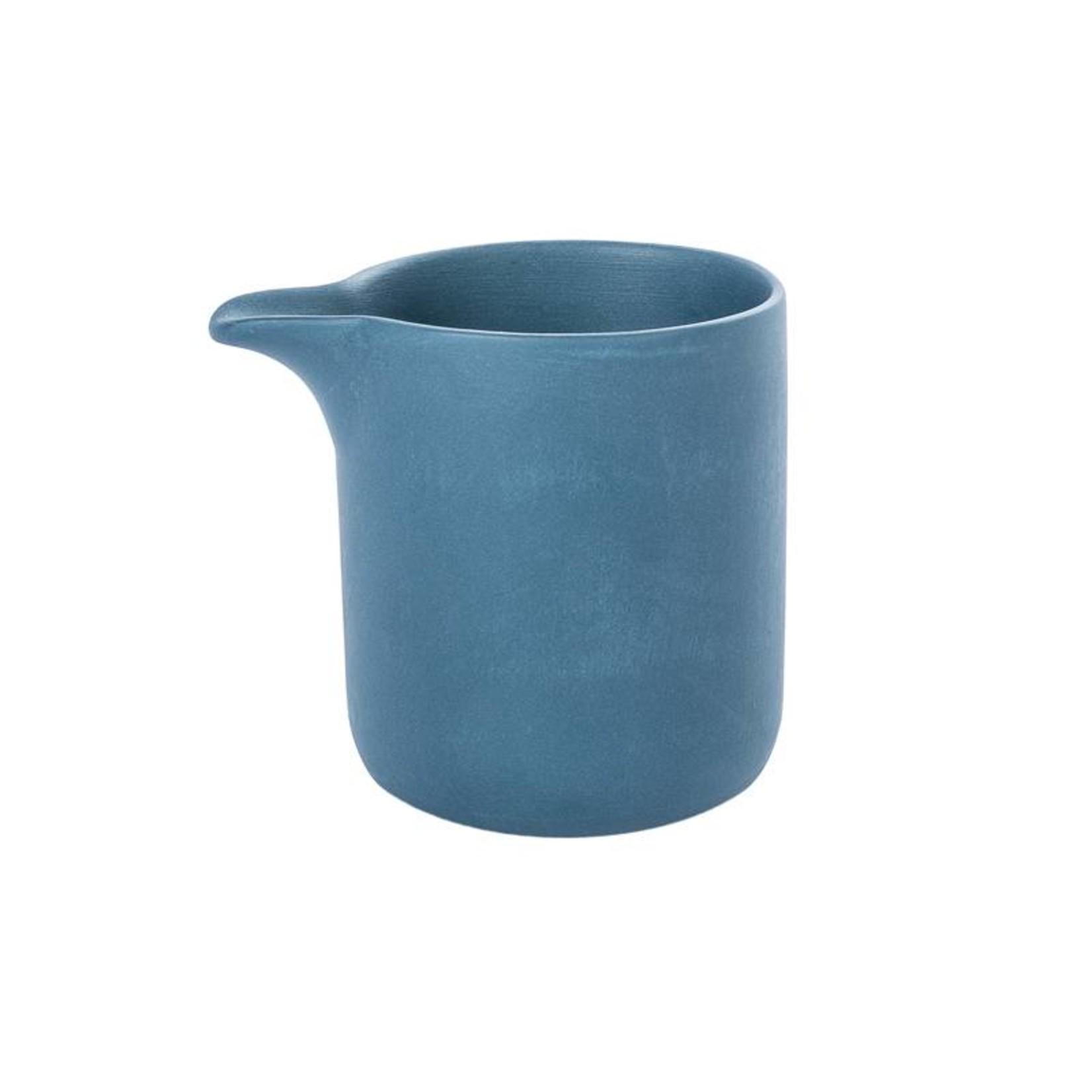 sue pryke small jug - indigo